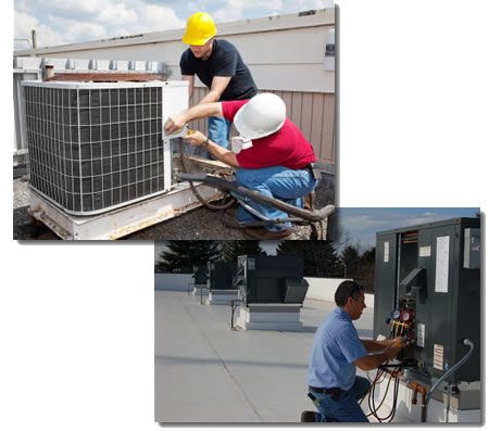 Ark A/C and Electrical, Commercial HVAC Services